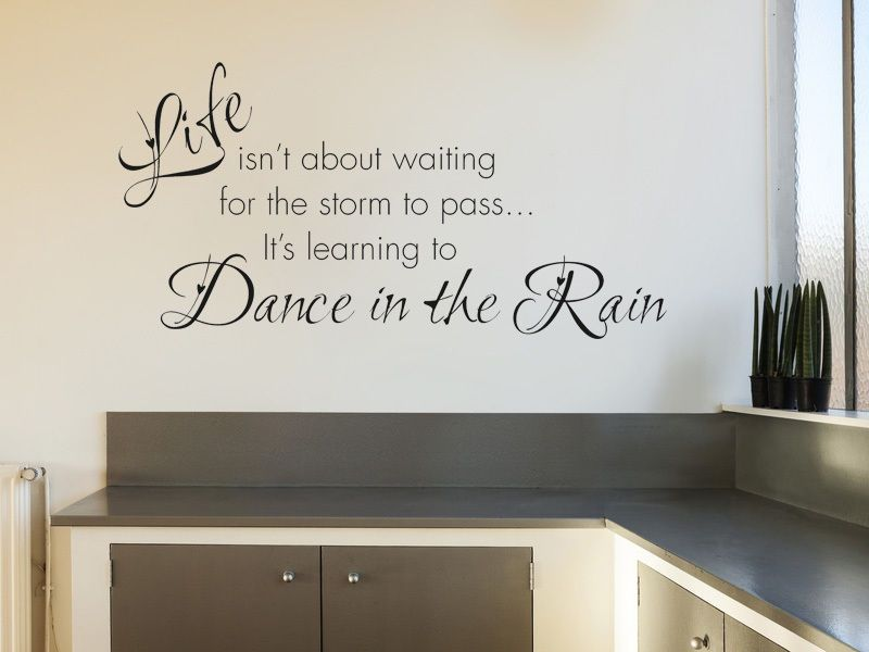 Image Of Wall Art Quote Stickers Uk FAMILY WALL STICKER HOME KITCHEN ...